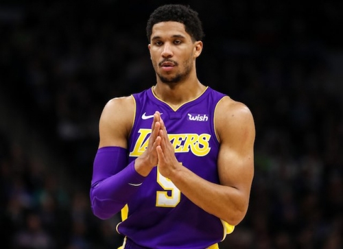 Lakers News: Magic Johnson Wishes He Could Build Team With 20 Players Like Josh Hart