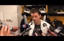 Tuukka Rask on Game 7 performance vs. Maple Leafs: 'I was trying to stay calm and battle through it' (video)