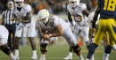 Connor Williams roasted by Texas teammate Breckyn Hager ahead of draft