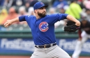Grading the Cubs starters: Things are starting to look up