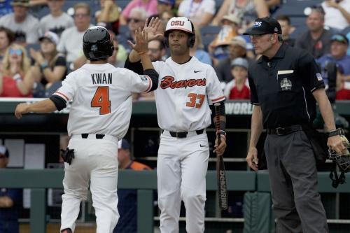 Oregon State Baseball: OSU Hosts Arizona State For Friday-Sunday Series