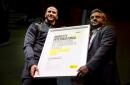 While NFL teams shun Kaepernick, a human rights group gives him its highest honor