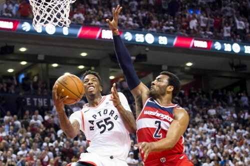 When Game 5 was on the line against the Raptors, Wizards stars were erased