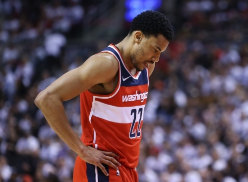 Otto Porter Jr. has a bone bruise in his left leg, and his Game 6 status is unclear