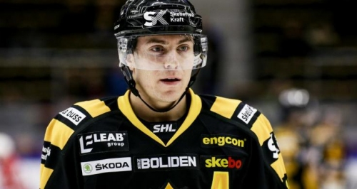 REPORT: Canucks interested in Pär Lindholm out of the Swedish Hockey League