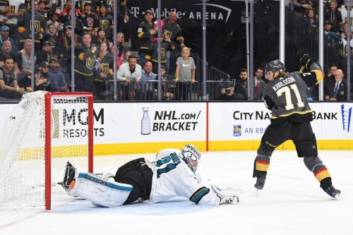 Round 2 is here: What to watch for in Game 1 between Vegas and San Jose