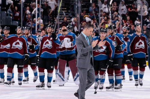 A Mile High Thank You to the Colorado Avalanche