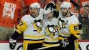 Penguins erase 2-goal deficit, beat Capitals in Game 1