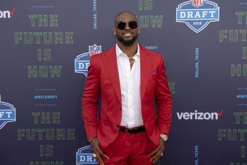 NFL Draft 2018: Tennessee Titans draft Alabama linebacker Rashaan Evans