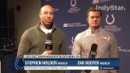 Colts Insiders: Nelson is 'the right pick'