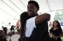 Falcons draft another Alabama receiver, Calvin Ridley