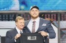 Raiders round one draft recap, results: Two trades, offensive additions, best available, updated draft order