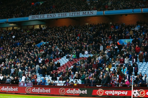 How Aston Villa will pay tribute to the 'Holte Enders In The Sky' against Derby County