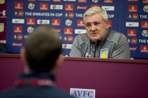 'Promotion at Wembley is a good way to go up' - Aston Villa boss Steve Bruce on the play-offs