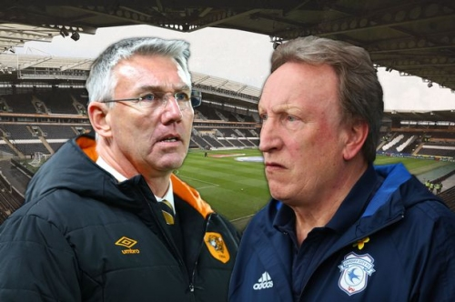The early Hull City v Cardiff City team news
