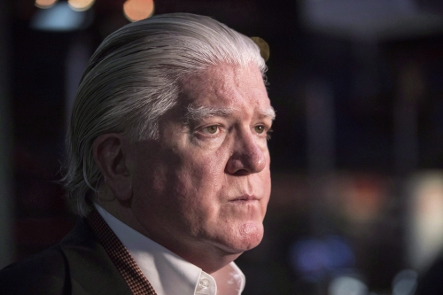 Brian Burke to step down as president of Flames