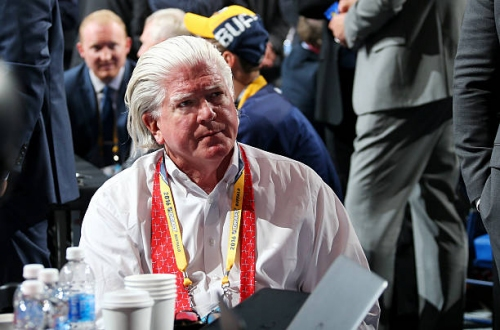 Brian Burke Stepping Back From Calgary Flames