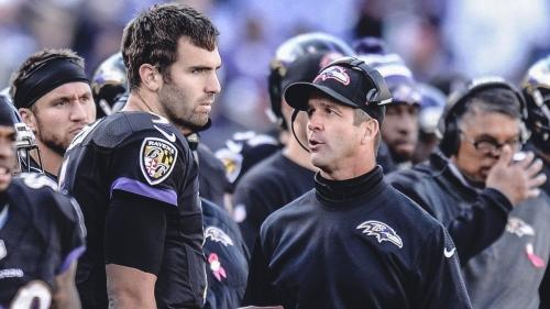 Ravens HC John Harbaugh confirms Joe Flacco is still starting quarterback despite drafting Lamar Jackson