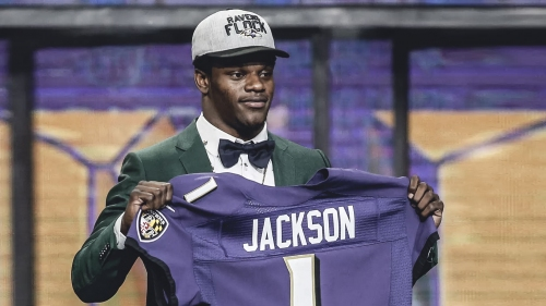Ravens QB Lamar Jackson promises Baltimore is 'going to get a Super Bowl out of me'