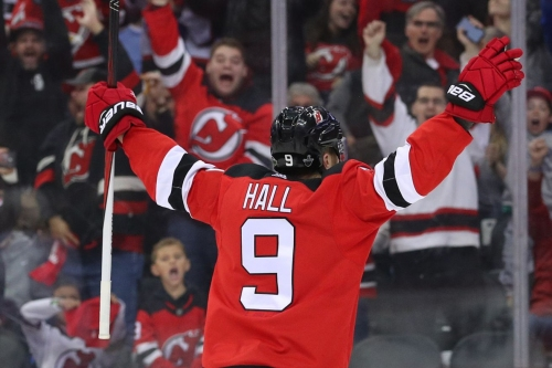 With Ted Lindsay Award Nomination, Taylor Hall Poised to Make Devils History at the NHL Awards