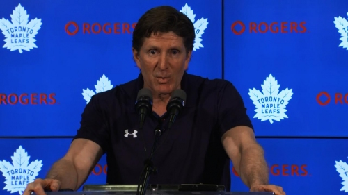 Babcock clears air on relationship status with Matthews