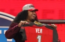 """Vita Vea is now part of a Buccaneers group of """"ass kickers"""""""