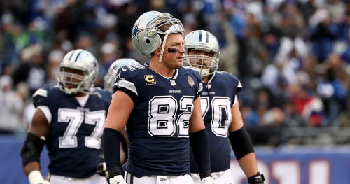 Report: Cowboys owner Jerry Jones says Jason Witten has not made a decision on retirement, broadcasting