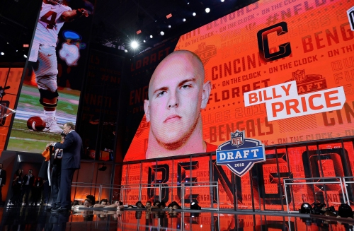Social media reactions to Bengals drafting Billy Price in first round