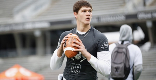 4-star quarterback Grant Gunnell begins an important official visit for Ohio State: Buckeyes football recruiting