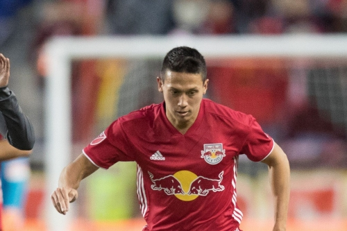 Red Bulls Officially Extend Sean Davis