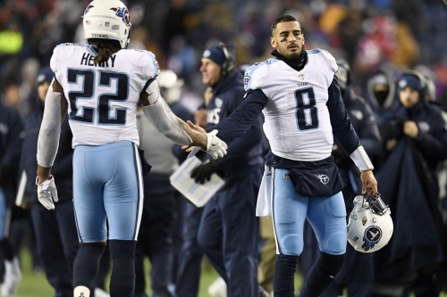 Raiders trade with Titans, updated 7-round draft order
