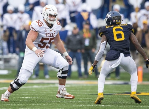 A Longhorn becomes a Cowboy: Texas OL Connor Williams taken by Dallas in NFL Draft
