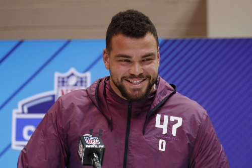 2018 NFL Draft: Former Texas OT Connor Williams selected No. 50 overall by the Dallas Cowboys
