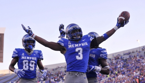 Memphis' Anthony Miller drafted by the Chicago Bears