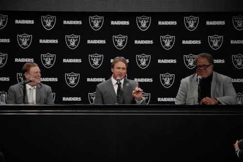 NFL Draft results 2018: Raiders select DT P.J. Hall at 57 overall