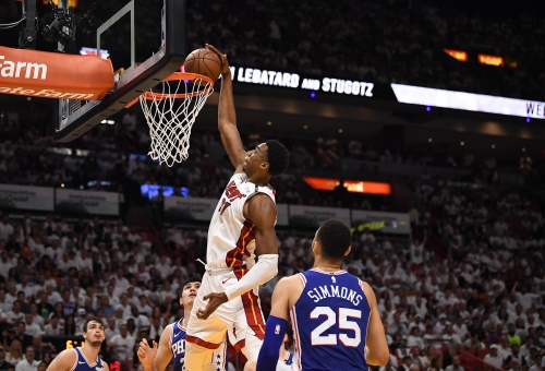 The Miami Heat bet big on Hassan Whiteside. It appears they made a mistake. Now what?