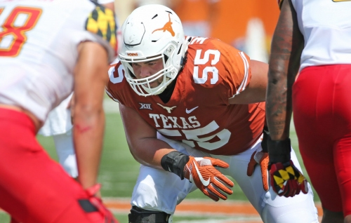 National reaction to Cowboys' 2nd-round pick of Texas OL Connor Williams: 'A steal this late'; is pick 'Dak-friendly?'