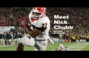 Nick Chubb fits what the Browns want for their running back committee -- Bud Shaw