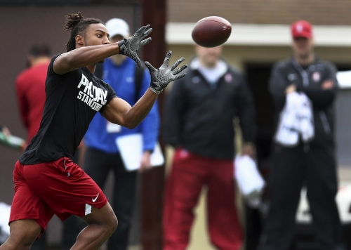 Justin Reid goes to the Houston Texans in third round of the 2018 NFL Draft