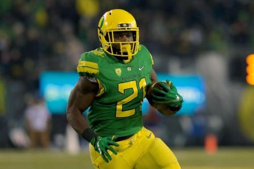 2018 NFL Draft: Royce Freeman to the Denver Broncos