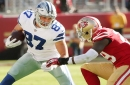 Who's on the roster, in the draft or in free agency that can help the Cowboys at tight end if Jason Witten retires?