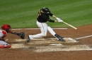 Marte's 11th-inning single rallies Pirates over Cardinals