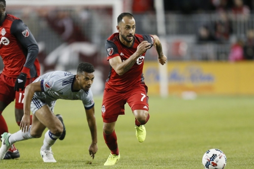 Predicting Toronto FC's lineup against Chicago Fire