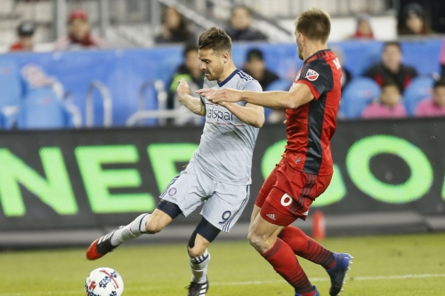 Toronto FC vs. Chicago Fire: All our coverage