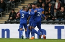 Hull City 0-2 Cardiff City: Sean Morrison double pushes Bluebirds to the brink of the Premier League