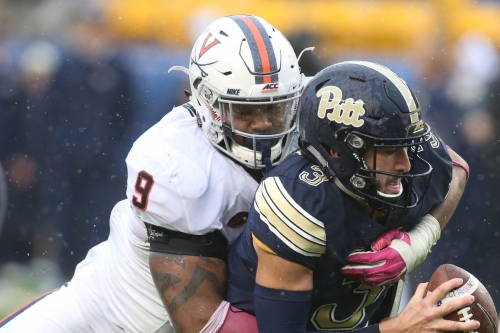 Bengals select Virginia defensive tackle Andrew Brown in Round 5