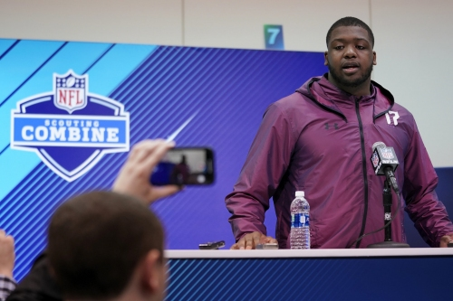 Jamarco Jones drafted by the Seattle Seahawks with the No. 168 pick in the 2018 NFL Draft