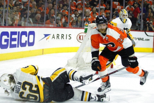 Flyers' Claude Giroux snubbed in NHL MVP voting