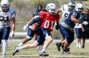 Pima College Aztecs spring football scrimmage