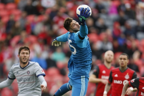 FT: Toronto FC 2-2 Chicago Fire — CCL fatigue leads to late equalizer